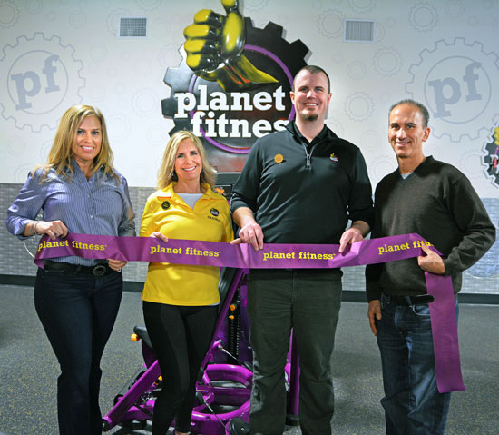 Planet Fitness Warwick Ave, Opening 2017