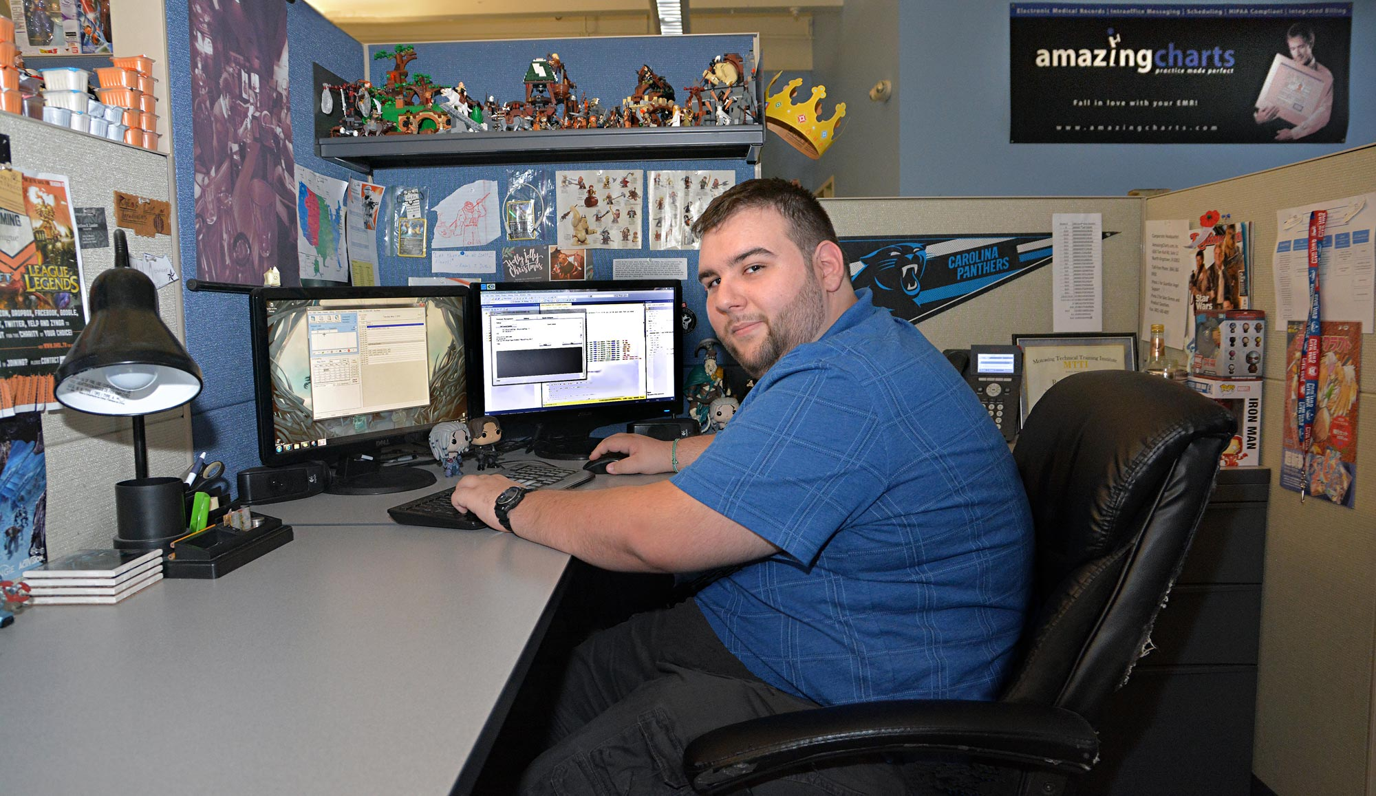 Ryan DiMaio, 2015 MTTI Computer Tech / Networking Graduate